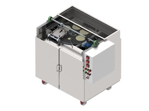 Semi Automatic Chapati Making Machine(MODEL: KMRS-1.5)