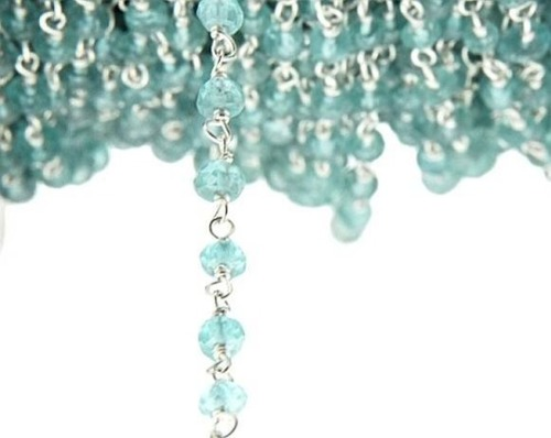 Sterling Silver Rosary Chains