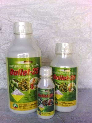 Bullet-25 Insecticides