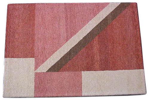 Geometric Pattern Hand Tufted Carpets