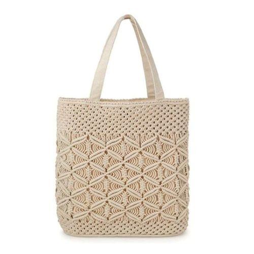 Ladies Macrame Bag
