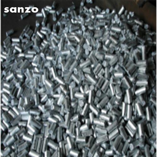 Pure Zinc Pellet Certifications: Iso9001