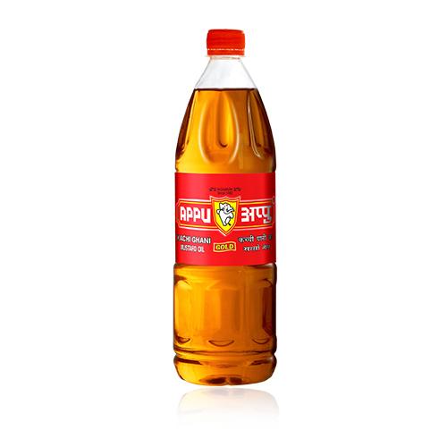 Appu Mustard Oil