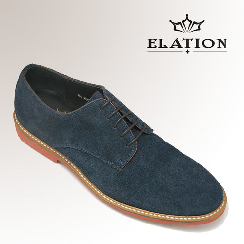Suede Men Casual Shoes Certifications: Iso9001 International Quality System Certification