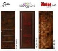 PVC Plastic Door (Sintex)