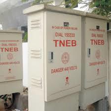 SMC Distribution Pillar Boxes (Sintex)
