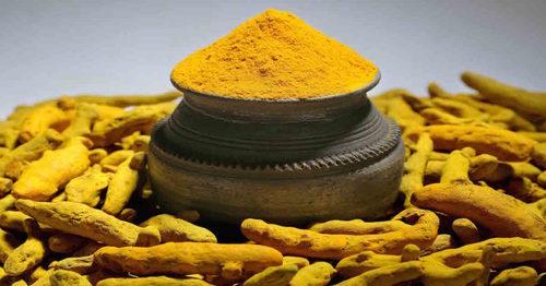 Organic Turmeric Finger Powder