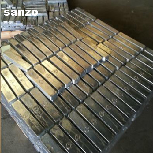 Pure Zinc Plate Certifications: Iso