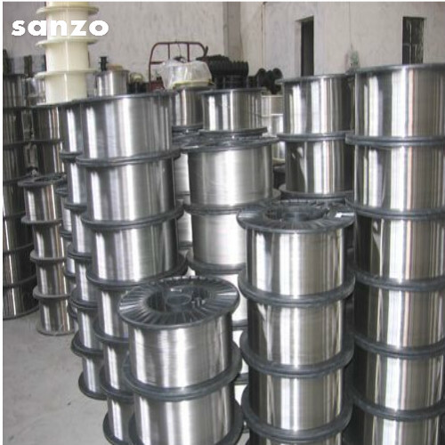 Zinc Aluminum Alloy Wire Certifications: Iso