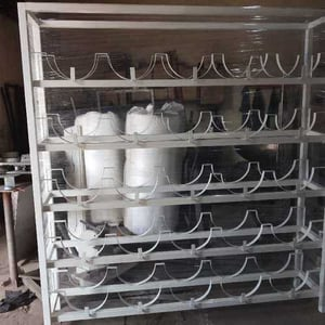 Water Filter Plastic Stand