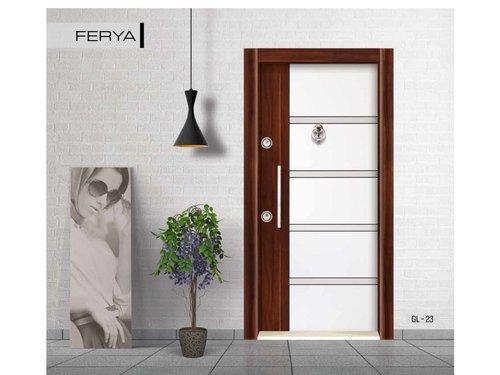 Eye Catching Design Steel Doors