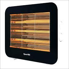 Fully Electric Space Heaters