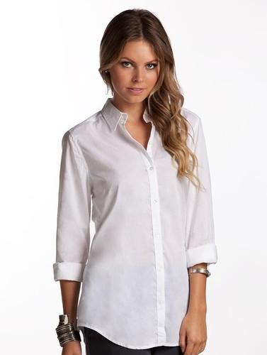 White Shirt For Womens