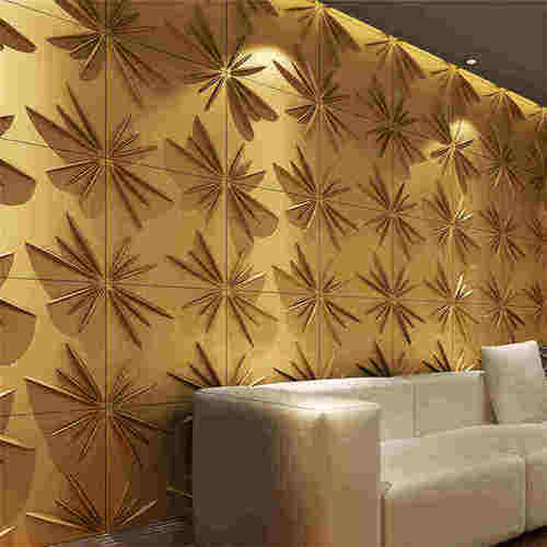 3D PVC Wall Panel Interior And Exterior Wall Panels in Shijiazhuang