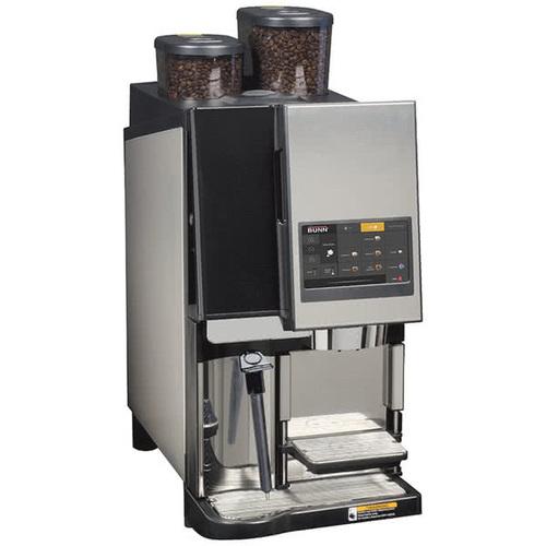Bunn 43400.0000 Espresso Sure Tamp Steam Espresso Machine