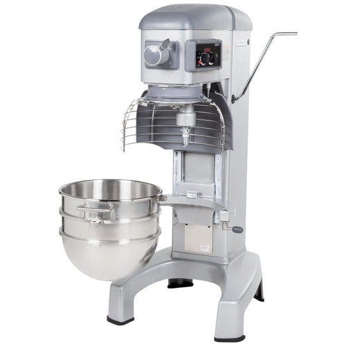 Hobart Legacy HL300 30 Qt. Commercial Planetary Floor Mixer with Accessories