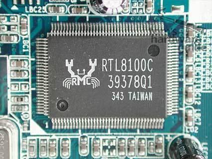 DRIVER REALTEK RTL8100C BAIXAR
