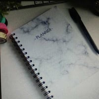 Planner Spiral Writing Diary