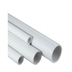 White PVC Core Pipe