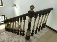 Decorative Stair Pipes