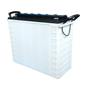 Tall Inva PP Battery Container