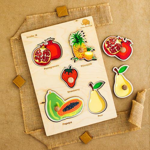 Lets Fix - Fruits Educational Toys