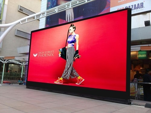 Mall Advertising Led Screen