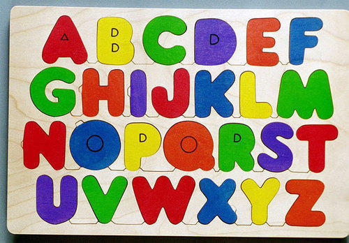 Wooden Puzzles Educational Toys