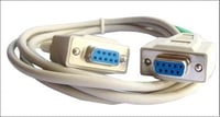 9 Pin Single Port Cable