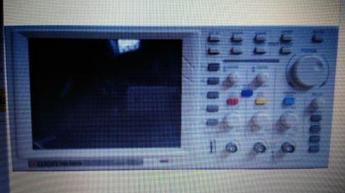Dc Digital Storage Oscilloscope (30mhz)