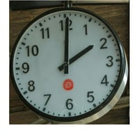 Round Wall Clock for Home