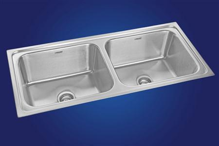 Fine Quality Double Bowl Sink