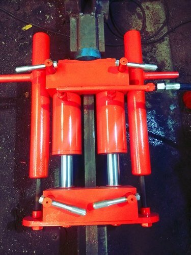 Hydraulic Tank Jacking System Application: Construction