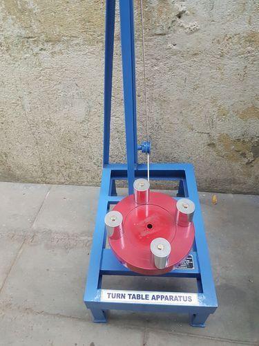 Best Grade Turn Table Apparatus