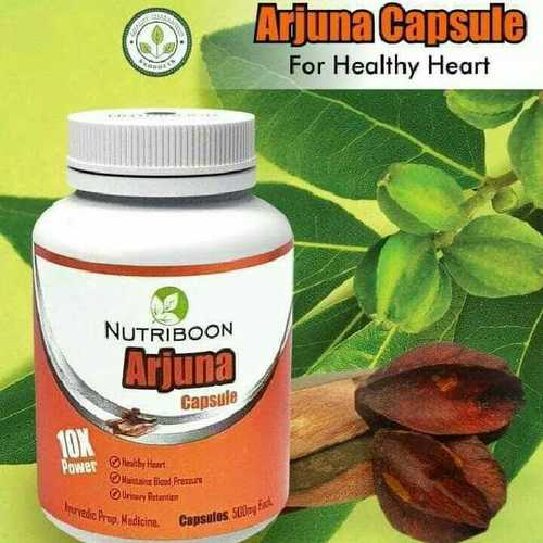 Ayurvedic Arjuna Extract Capsule at Best Price in Ranchi