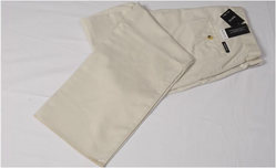 Mens White Color Casual Trouser (CT004)