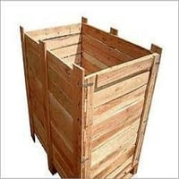Heavy Wooden Boxes