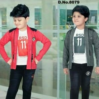 Boy Woolen Stylish Jacket