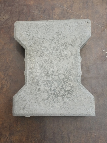 Solid I Shape Paver