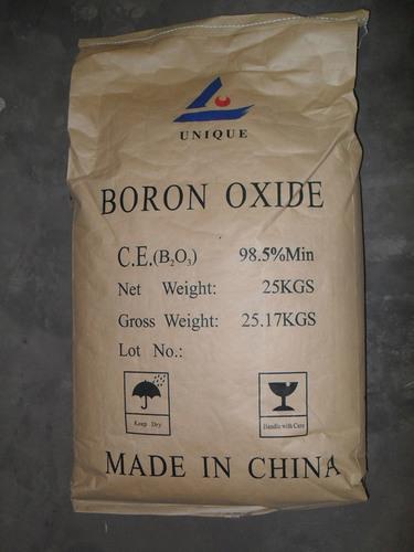 Boron Oxide Fob Port: Hamburg