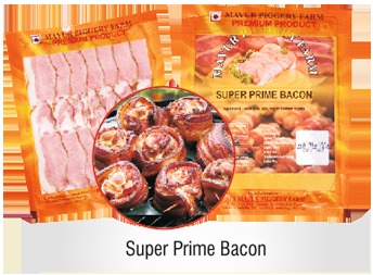 Pork Smoked Bacon Sliced