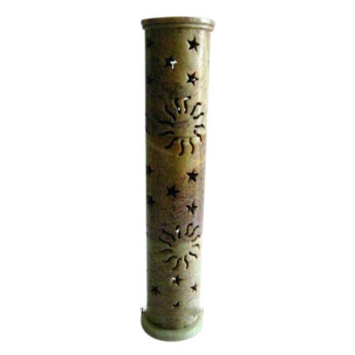 Stone Tall Incense Holder