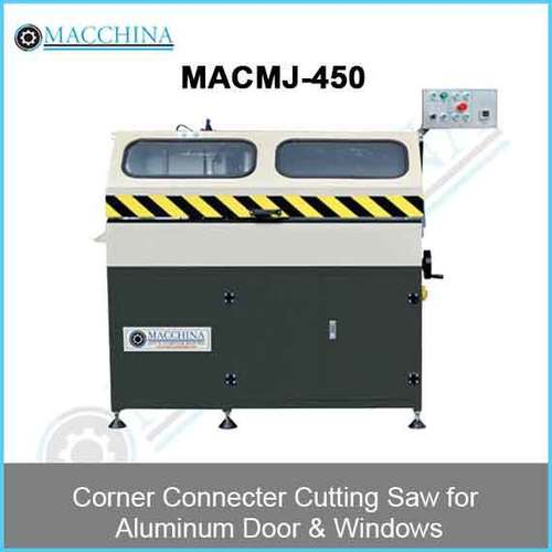 Corner Connector Cutting Saw for Aluminium Door and Window