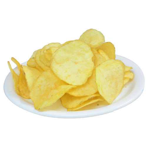 Delicious Baked Potato Chips