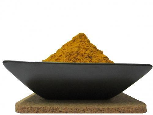 Dried Organic Turmeric Powder