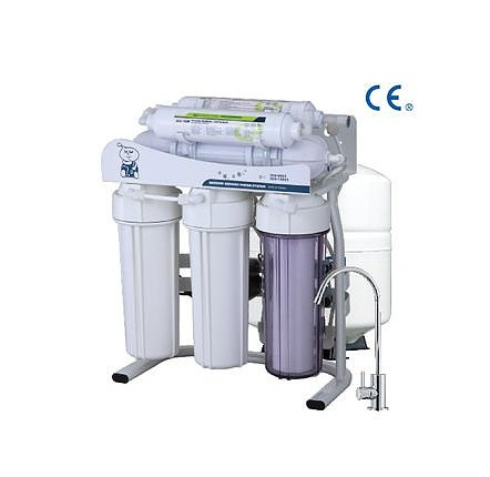 6 Stages RO Water Filter With Booster Pump