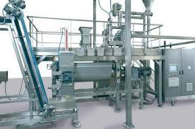 Automatic Continuous Mixer Machine