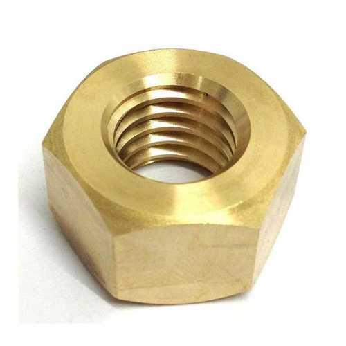 M12 X M10 Brass Hex Nuts