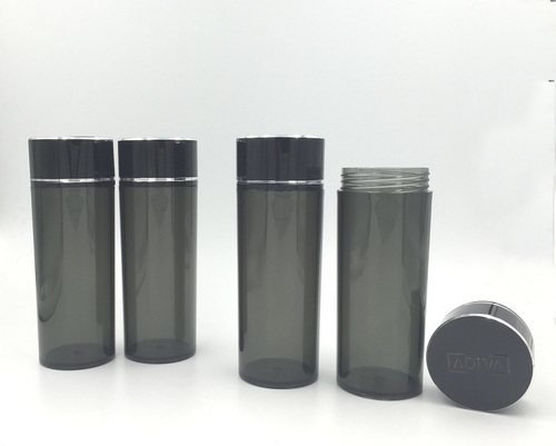 Black Color Pill and Capsule Containers