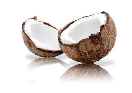 Gareen And Brown High Vitamins Fresh Coconut